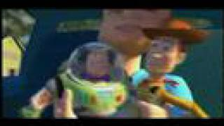 Toy Story (Re-cut Trailer)