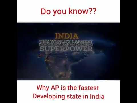 Sunrise state Andhra pradesh