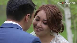Самые красивые свадьбы Бишкека. Свадьба Баястана и Альбины. От студии «Eventica»