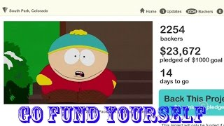"South Park S18 Ep.1 ""Go Fund Yourself"" Review"