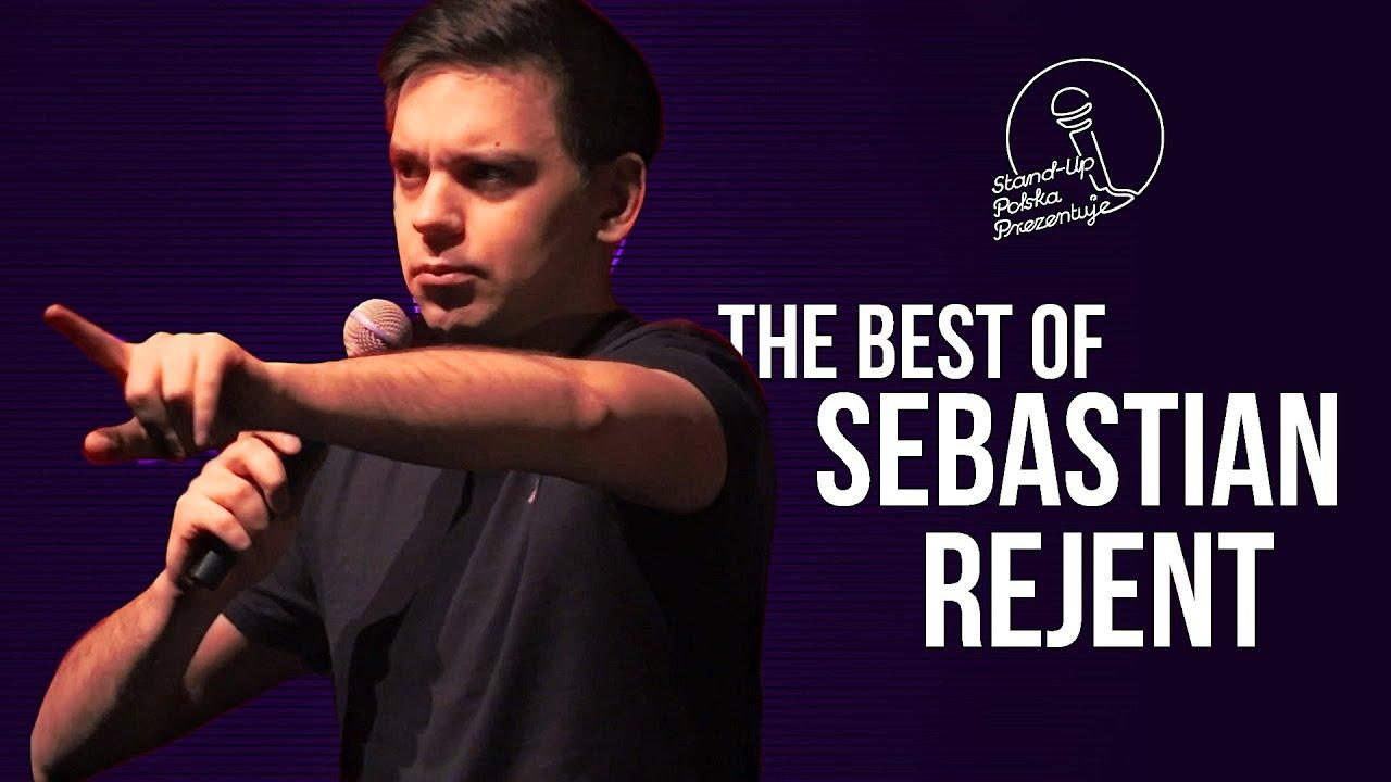 The Best Of Sebastian Rejent | Stand-up Polska