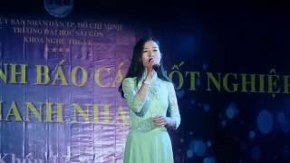 Báo cáo tốt nghiệp môn thanh nhạc - Trang Nguyễn