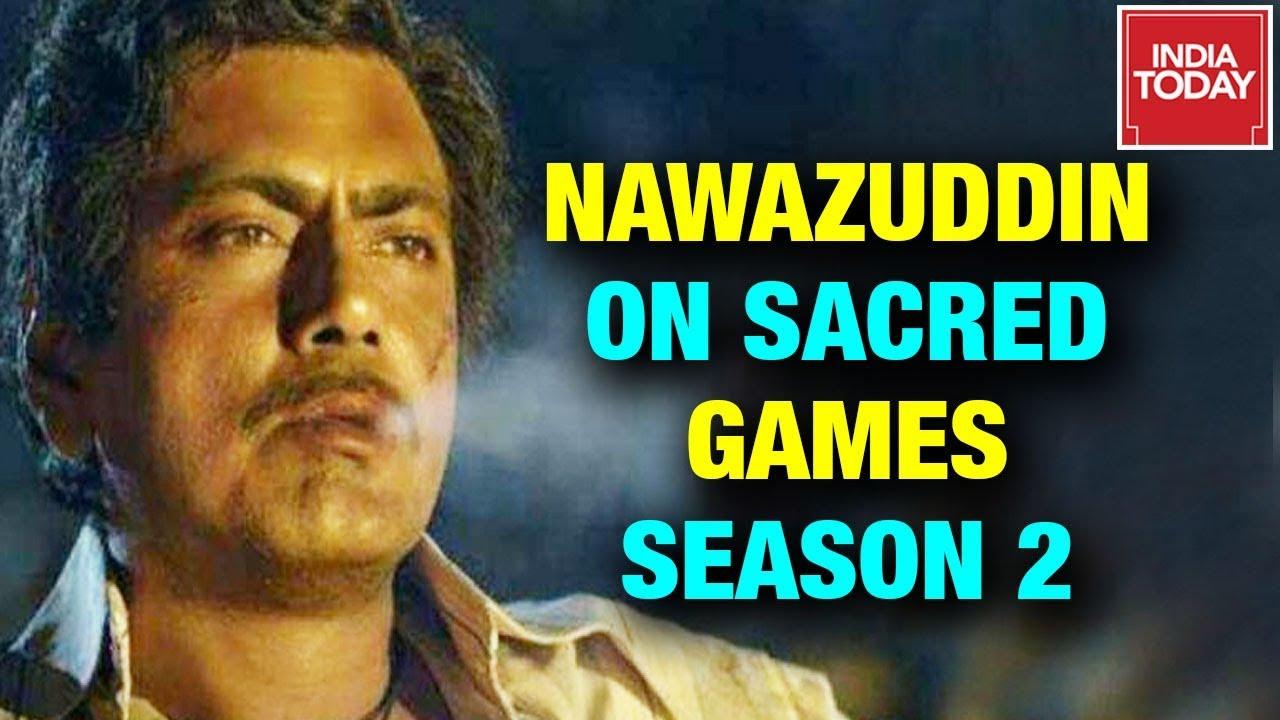 Sex, Crime, Politics & God, Nawazuddin Siddiqui On Sacred Games Season 2 |  In Da Club