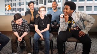 Jacob Tremblay is Not Sure Kids His Age Should Watch His Movie | 'Good Boys' Interview | Fandango