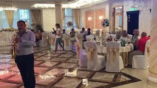 Саксофон на свадьбе Арсен Наджарян