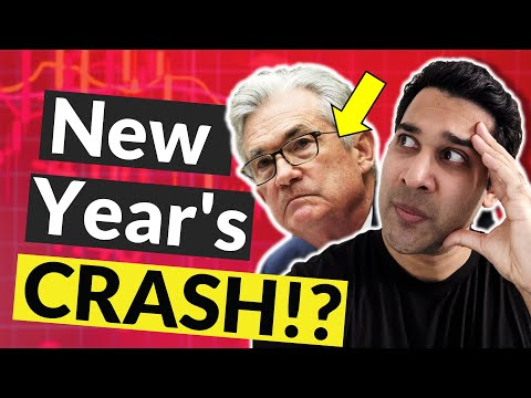 Stock Market Crash Before New Years?