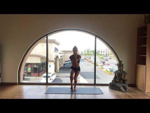 original hot yoga hb — bikram yoga posture videos