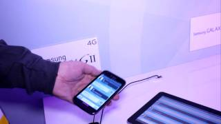 T-Mobile demos Bobsled at CES 2012 - get your SMS messages anywhere