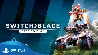 Switchblade | Free to Play Trailer | PS4