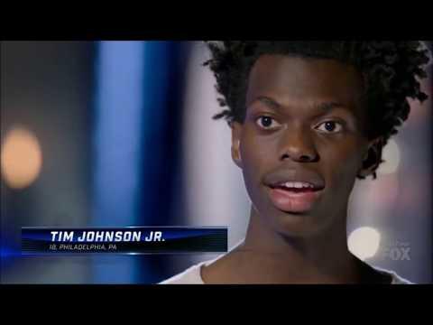 Tim Johnson Jr  Lets Stay Together Al Green  The Four
