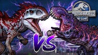 OMEGA RETURNS!! || Jurassic World - The Game - Ep249 HD