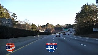 "Road Trip #30: I-440 ""The Cliff Benson Beltline"""