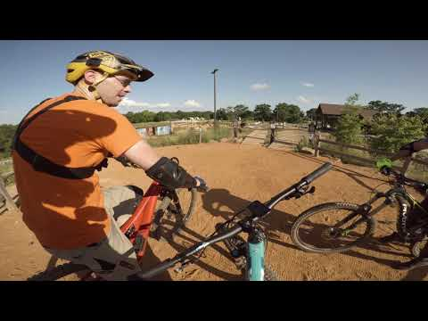 Bentonville 2018 - Two laps at The Railyard in Rogers, AR