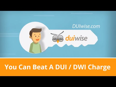 DUIwise.com - Changing The Way America Defends DUI & DWI Charges