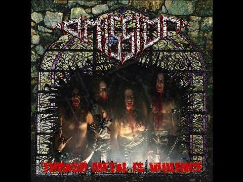 Omission - Thrash Metal Is Violence [Full Album] 2009