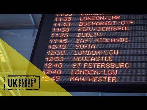 UK Border Force - Season 1, Episode 3