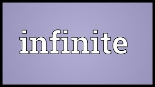 Infinite Meaning