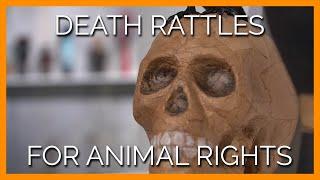 PETA Showcases Artist's Death Rattles in New York City to Help Animals