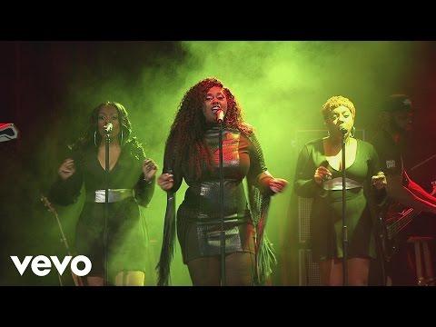 Jazmine Sullivan - Let It Burn (Live from Birmingham, AL - Yahoo! Live)