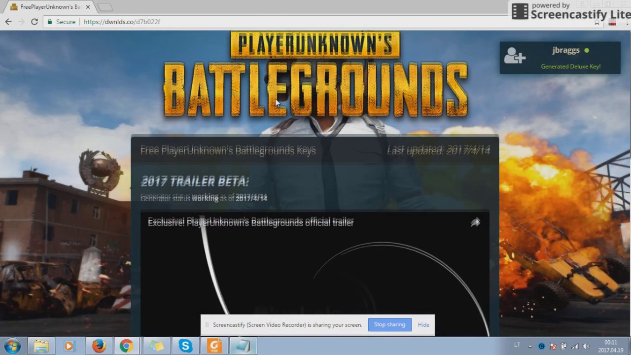 playerunknowns battlegrounds license key windows