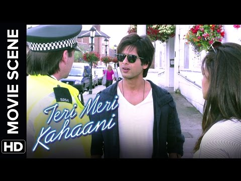 Shahid is a mobile thief | Teri Meri...