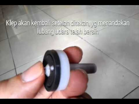 Memperbaiki Klep Air Otomatis Mesin Cuci Sharp Youtube