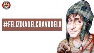 Especial del Día del chavo del 8.- Invitados Lokillo Flores, Radagast y Ricardo Mendoza