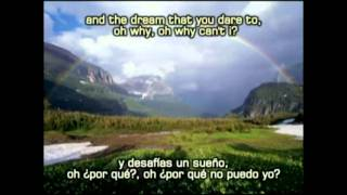 "Somewhere over the Rainbow - Israel ""IZ"" Kamakawiwo?ole's Subtitulado"