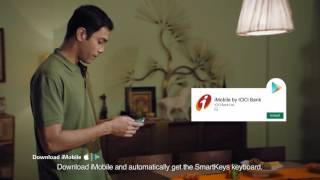 ICICI Bank SmartKeys: Bank without leaving your favourite app