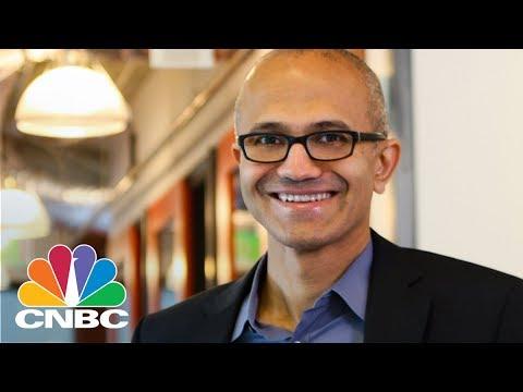 Microsoft CEO Satya Nadella Shares His Success Story | CNBC