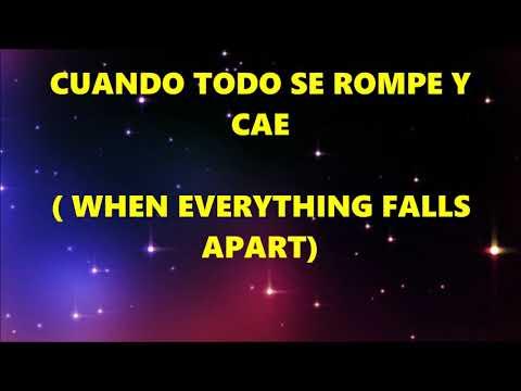 Cuando todo se derrumba - TBB Las Higueras ( Everything falls - Fee) Pista karaoke
