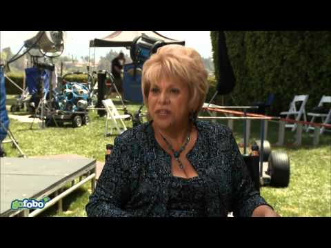 Lupe Ontiveros answers some questions about the movie Our Family Wedding