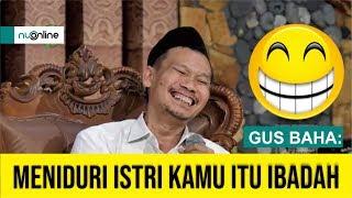 """🔴 Ceramah Gus Baha Terbaru di Pesantren Gus Mus I Logika Al-Quran """"Mematikan"""""""