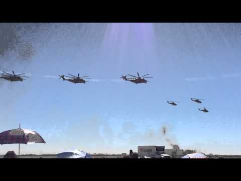 Marine Air-Ground Task Force Demo Miramar Airshow 2014