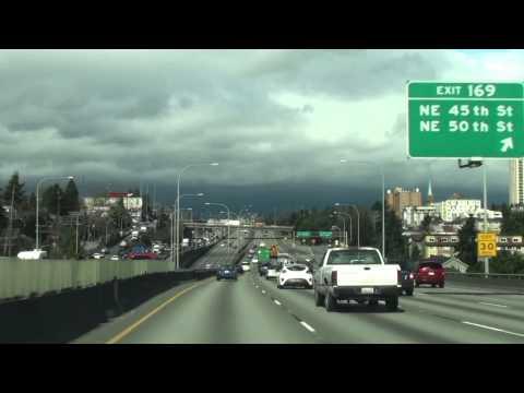 Interstate 5 Washington,Exit169 Seattle, WA 98102 美國