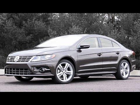 2016 Volkswagen CC R-Line: Review