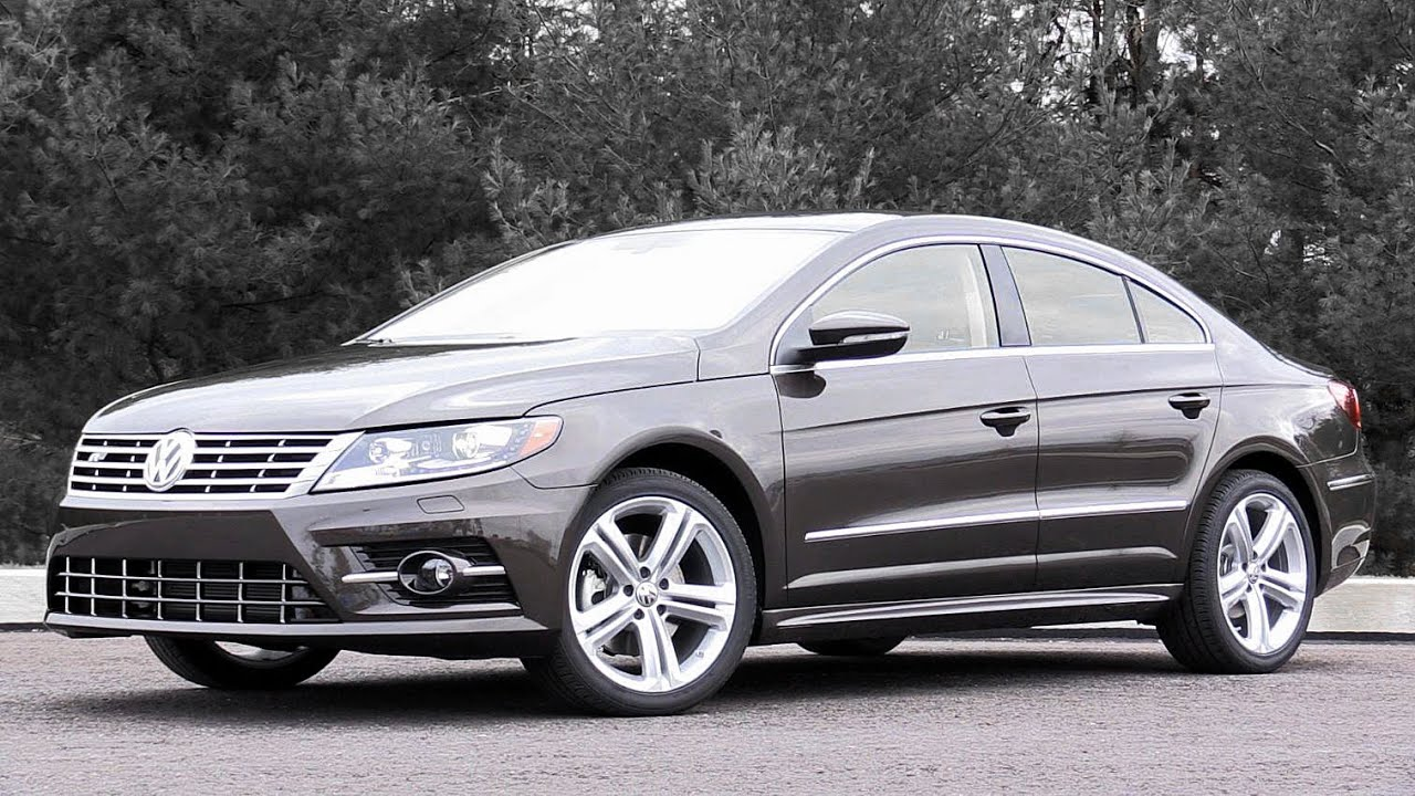 2016 volkswagen cc r line review youtube. Black Bedroom Furniture Sets. Home Design Ideas
