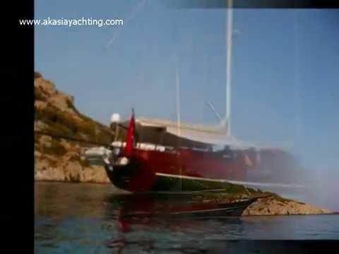 Luxury yacht Charter, Gulet Bedia Sultan