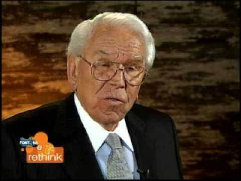 Nicholson Video Interview with Dr. Schuller