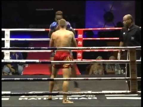 W.M.F PRO - Pattaya 2014  Sub-Saharan Africa Continental Title Fight: Angola vs South Africa