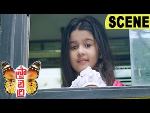 Vijay Tells Avani About Baby Yuvina End - Scary Scene - Strawberry Movie Scenes thumbnail