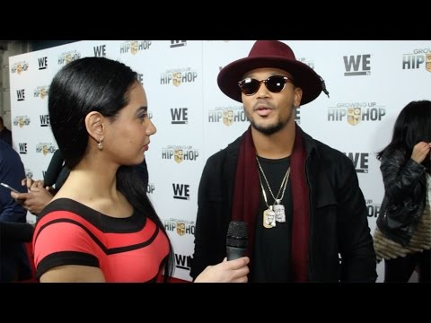 "Romeo Miller talks New Album, Trust Issues, No Limit Records ""Growing Up Hip Hop"" Premiere in NYC"