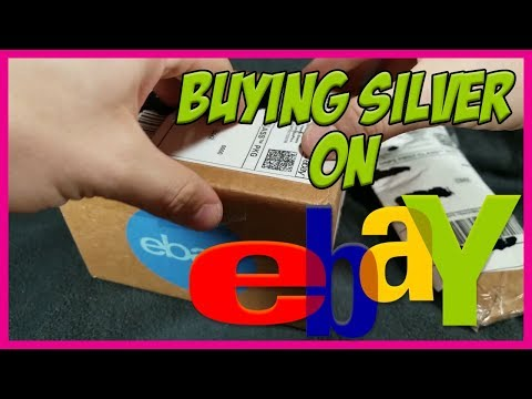 I BOUGHT SILVER COINS ON EBAY!!!