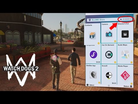 Hacking Rich People!- Watch Dogs 2 #2