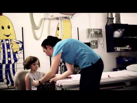 Medical imaging - Sydney Children's Hospital, Randwick