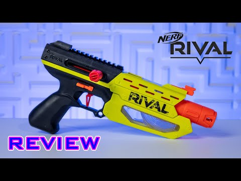 [REVIEW] Nerf Rival Mercury XIX-500 | Edge Series
