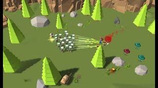 Blocky Fantasy Battle Simulator Game Level 11-20 Walkthrough