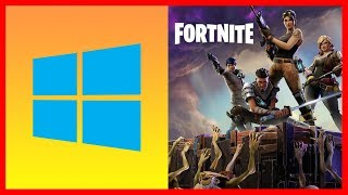 How to download and install Fortnite on Windows 10 (2018)