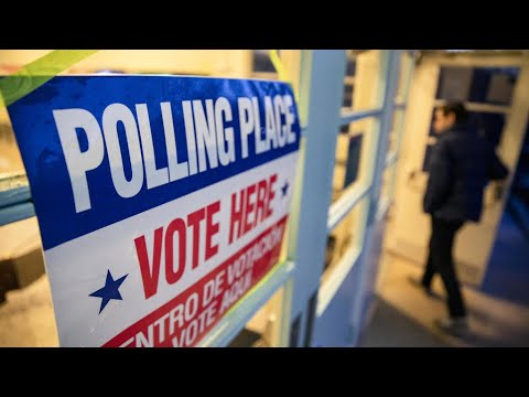 LIVE: Americans head to polls in crucial Super Tuesday primaries
