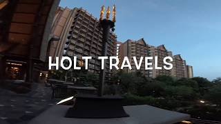 Disney Aulani Resort and Hotel with Holt Travels